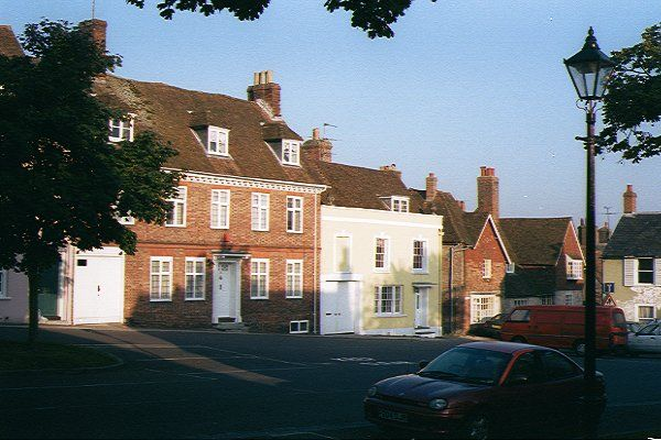 Picture of Alresford - One of Hampshire's loveliest small towns. - Free Pictures - FreeFoto.com