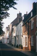 Alresford colour washed Georgian houses has been viewed 9811 times