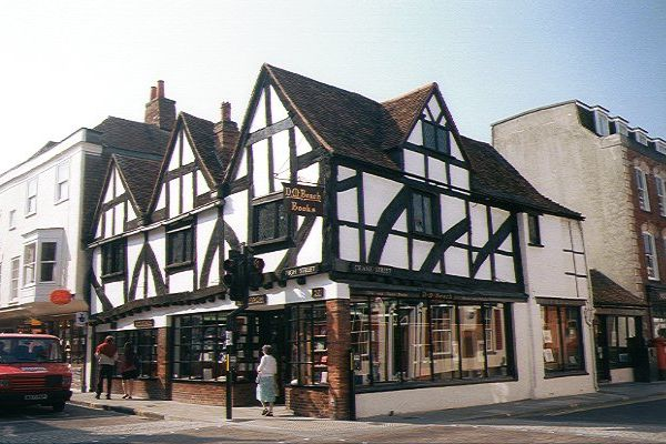Picture of Timber Framed Building, Salisbury - Free Pictures - FreeFoto.com