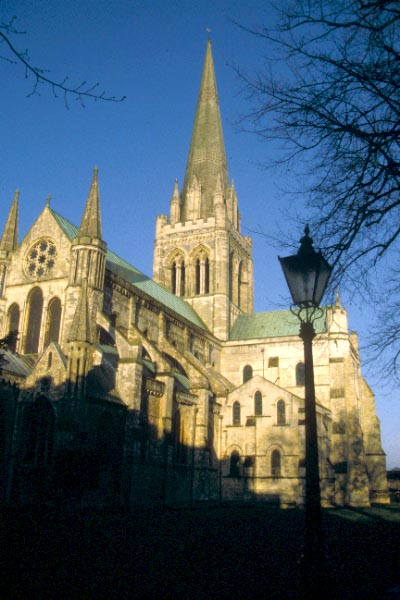 Picture of Chichester Cathedral - Free Pictures - FreeFoto.com