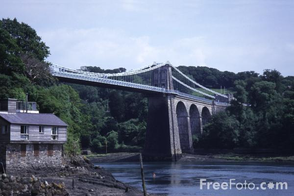 Picture of Menai Strait - Free Pictures - FreeFoto.com