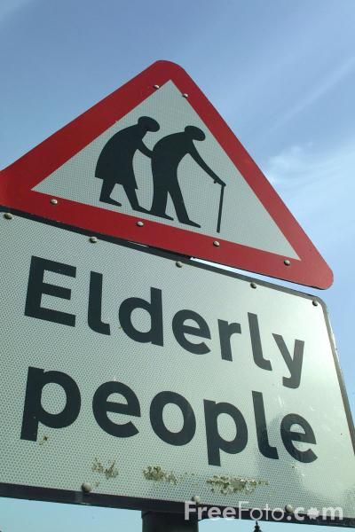 Picture of Elderly People - Free Pictures - FreeFoto.com