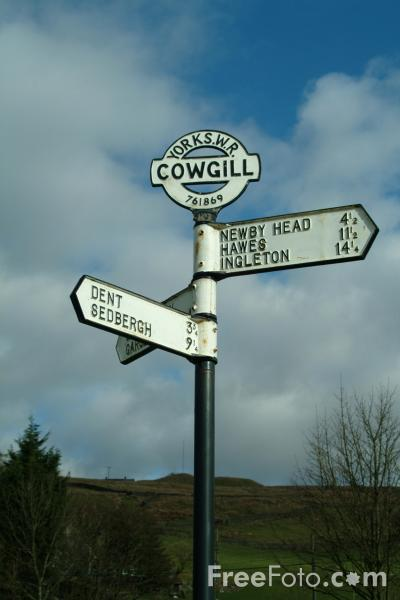 Picture of Old Road Traffic Signs - Free Pictures - FreeFoto.com