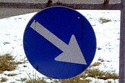 Image Ref: 41-03-8 - Road Sign, Viewed 6407 times