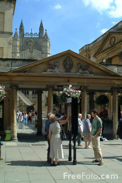 Picture of Bath, Avon - Free Pictures - FreeFoto.com