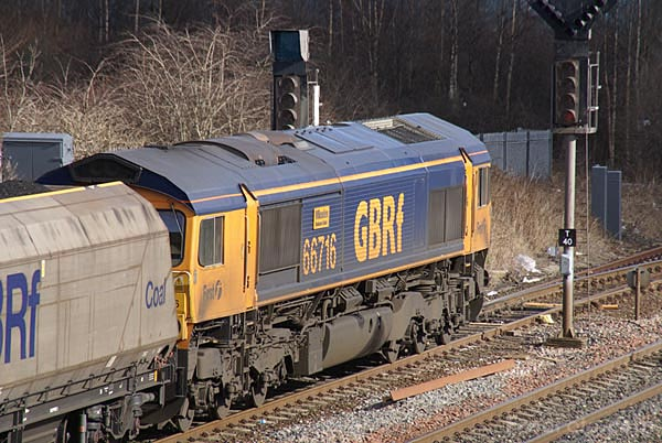 Picture of GBRF Coal Train - Free Pictures - FreeFoto.com