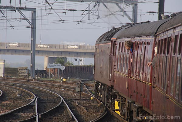 Picture of West Coast Railway Company Class 47 47760 - Free Pictures - FreeFoto.com