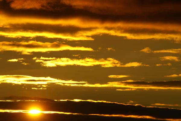 Picture of Sunset - Free Pictures - FreeFoto.com