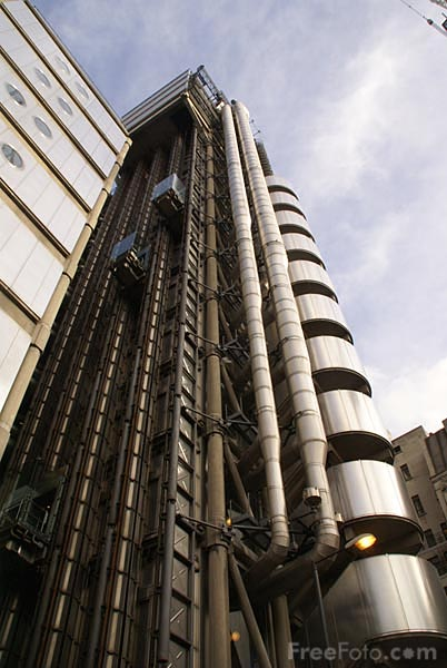 Picture of Lloyd's of London - Free Pictures - FreeFoto.com