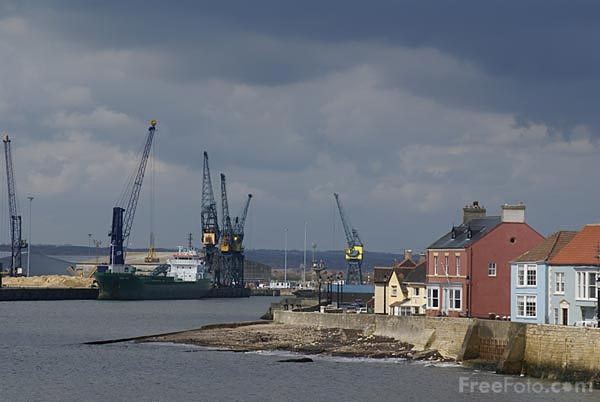 Picture of The headland, Hartlepool - Free Pictures - FreeFoto.com