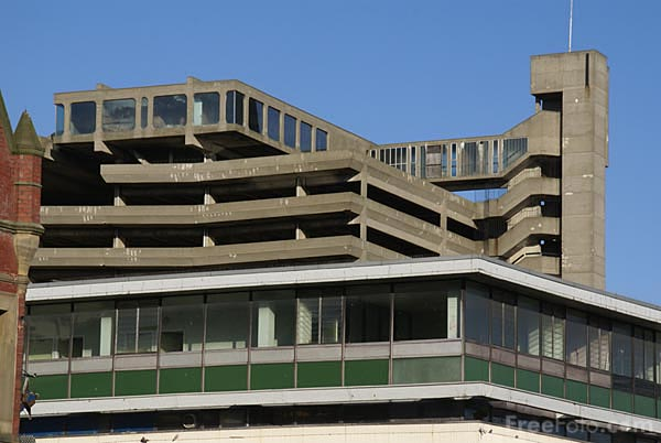 Trinity Centre Multi Storey Car Park Pictures Free Use