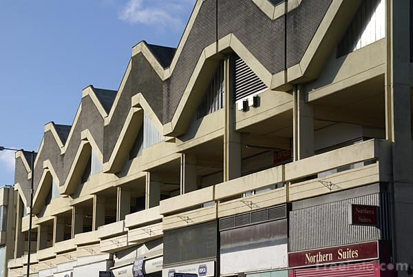 Picture of Gateshead Shopping Centre - Free Pictures - FreeFoto.com
