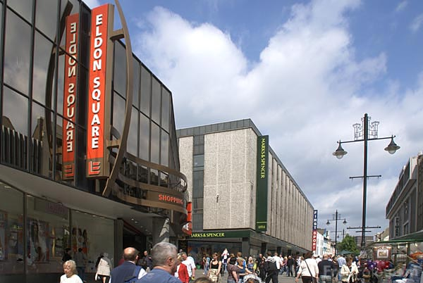 Picture of Eldon Square - Free Pictures - FreeFoto.com
