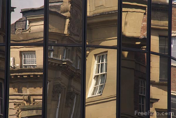 Picture of Reflections - Free Pictures - FreeFoto.com