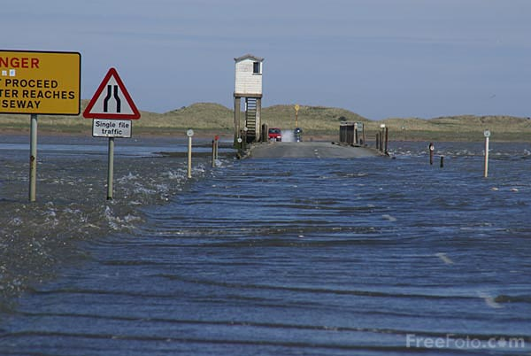 Causeway Holy Island Crossing Times Mon  August