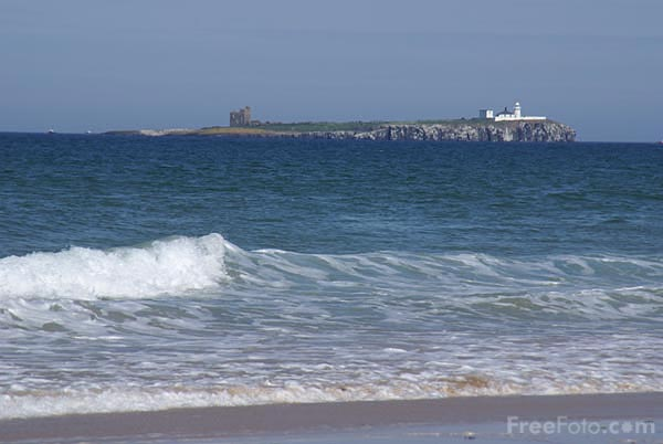Picture of Northumberland Coast - Free Pictures - FreeFoto.com