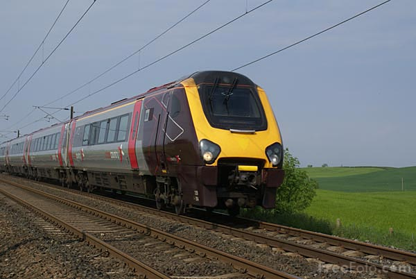 Picture of CrossCountry Train Service - Free Pictures - FreeFoto.com
