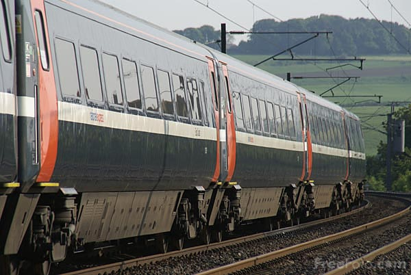 Picture of National Express East Coast - Free Pictures - FreeFoto.com