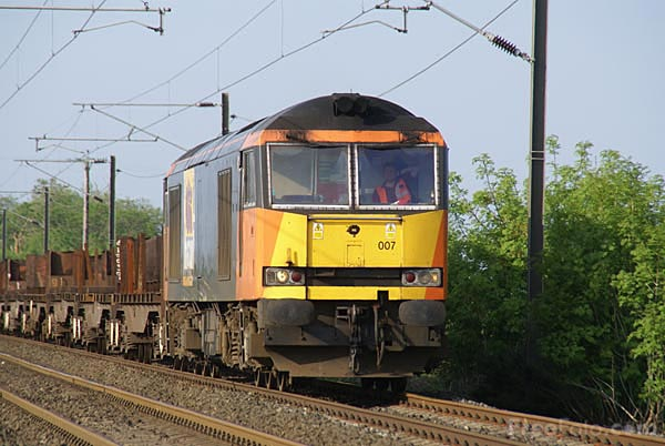 Picture of EWS Class 60 - Free Pictures - FreeFoto.com