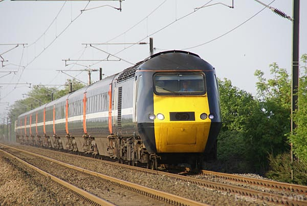 Picture of National Express East Coast HST - Free Pictures - FreeFoto.com