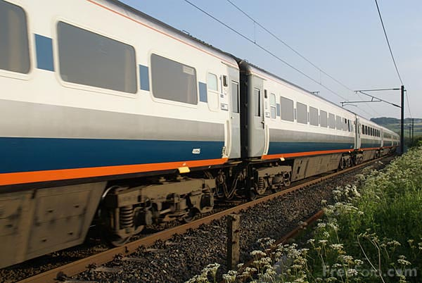 Picture of CrossCountry HST - Free Pictures - FreeFoto.com