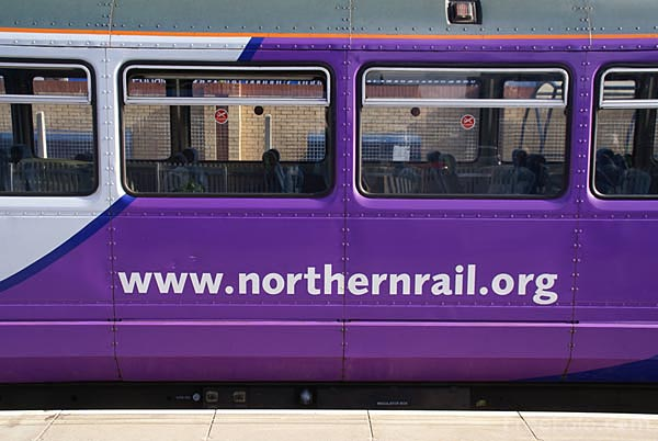 Picture of Northern Rail Class 142 Pacer DMU - Free Pictures - FreeFoto.com