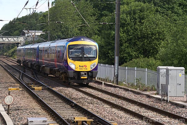Picture of First TransPennine Express Class 185 - Free Pictures - FreeFoto.com
