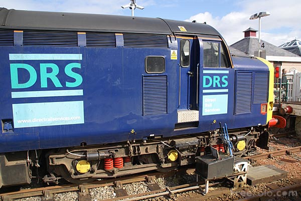 Picture of DRS Class 37 37667 - Free Pictures - FreeFoto.com