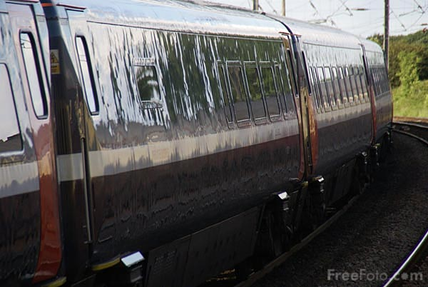 Picture of National Express East Coast service - Free Pictures - FreeFoto.com