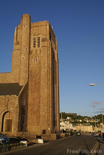 Picture of The Cathedral of St Columba - Free Pictures - FreeFoto.com