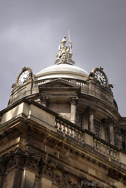 Picture of Liverpool Town Hall. - Free Pictures - FreeFoto.com