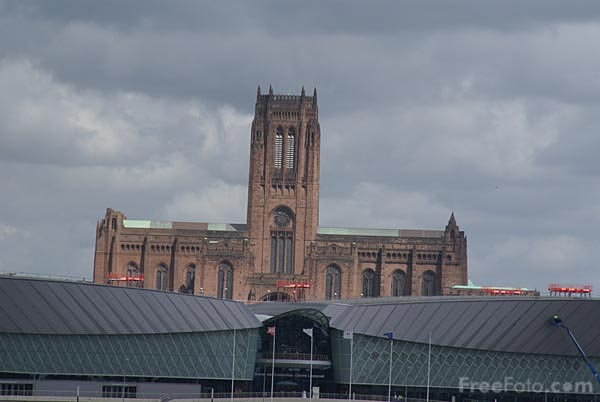 Picture of Liverpool Anglican Cathedral - Free Pictures - FreeFoto.com