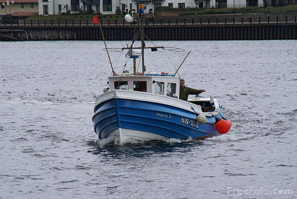 Picture of Fishing boat Stacey