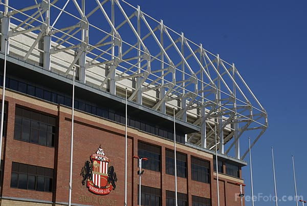 Picture of The Stadium of Light, Sunderland - Free Pictures - FreeFoto.com