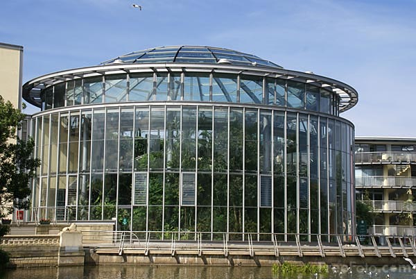 Picture of The Winter Gardens, Sunderland - Free Pictures - FreeFoto.com