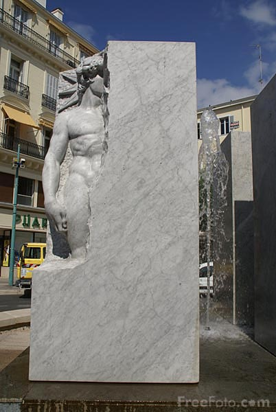 Marble Blocks For Sculpting : Marble sculpture menton pictures free use image