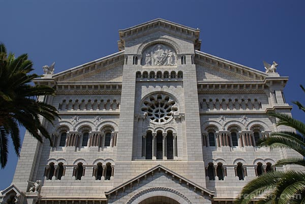 Picture of Monaco Cathedral - Free Pictures - FreeFoto.com