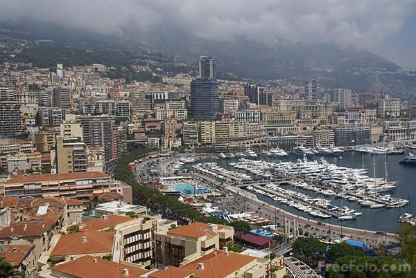 Picture of Monaco - Free Pictures - FreeFoto.com