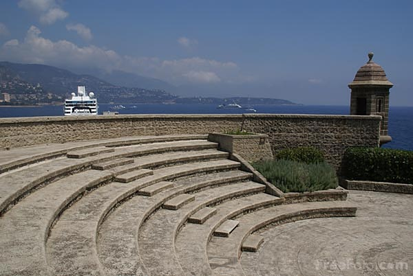 Picture of Fort Antoine Theatre, Monte Carlo - Free Pictures - FreeFoto.com