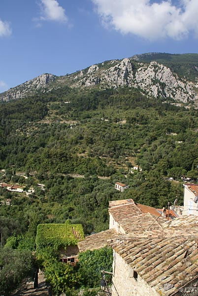 Picture of Gorbio on the French Riviera - Free Pictures - FreeFoto.com
