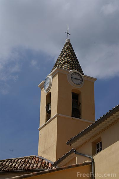 Picture of Church of Notre Dame des Neiges - Free Pictures - FreeFoto.com
