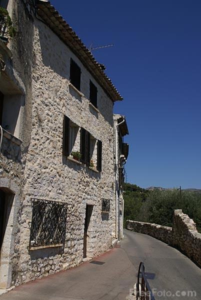 Picture of St Paul de Vence, Cote d'Azur, France - Free Pictures - FreeFoto.com