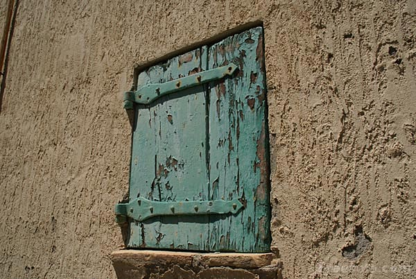 Picture of Old Green Door - Free Pictures - FreeFoto.com