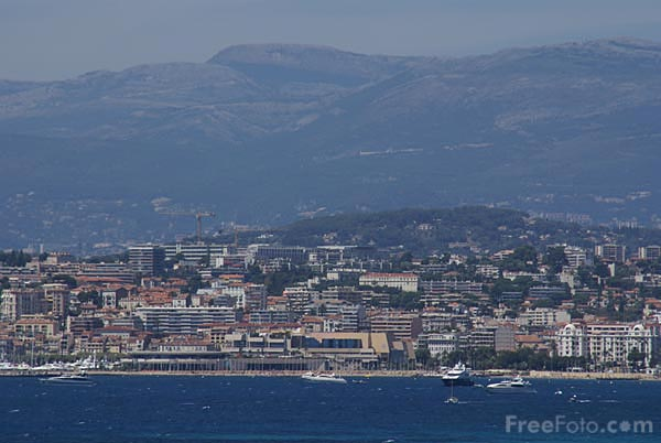 Picture of Cannes, Cote d'Azur, France - Free Pictures - FreeFoto.com