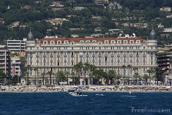 the intercontinental carlton hotel cannes pictures free. Black Bedroom Furniture Sets. Home Design Ideas