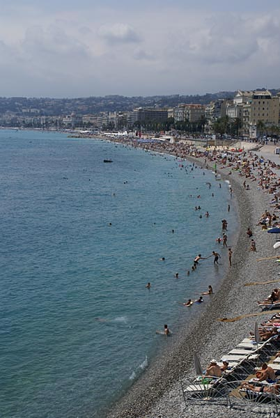 Picture of Promenade des Anglais, Nice - Free Pictures - FreeFoto.com