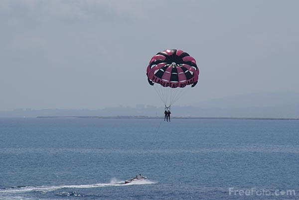 Picture of Water Sport, Nice - Free Pictures - FreeFoto.com