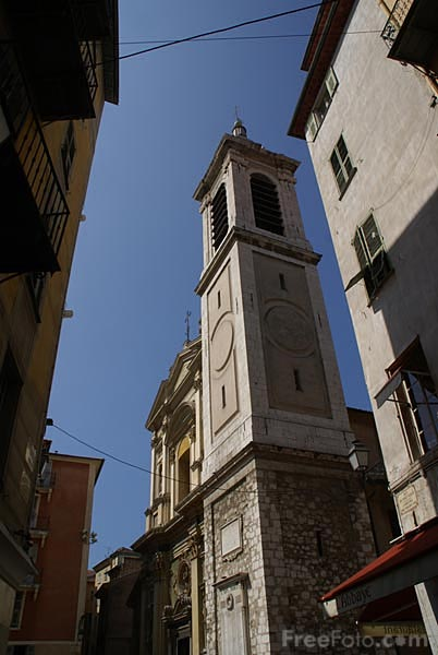 Picture of Nice Cathedral, Nice, French Riviera - Free Pictures - FreeFoto.com