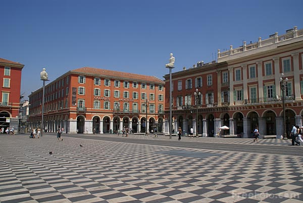 Picture of Place Massena, Nice - Free Pictures - FreeFoto.com