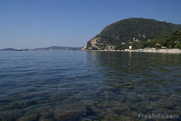 Picture of Eze sur mer - Free Pictures - FreeFoto.com